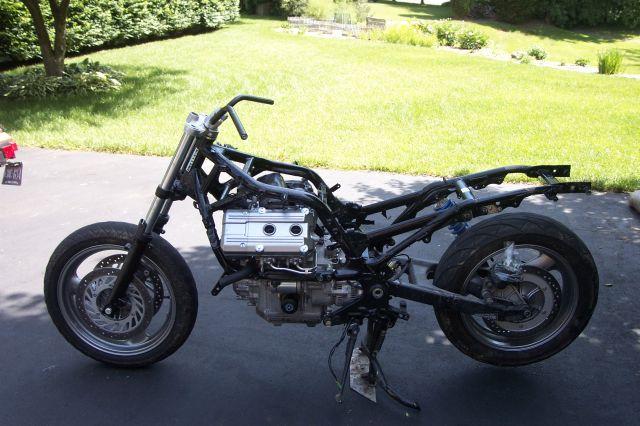 St1100 Parts Bike