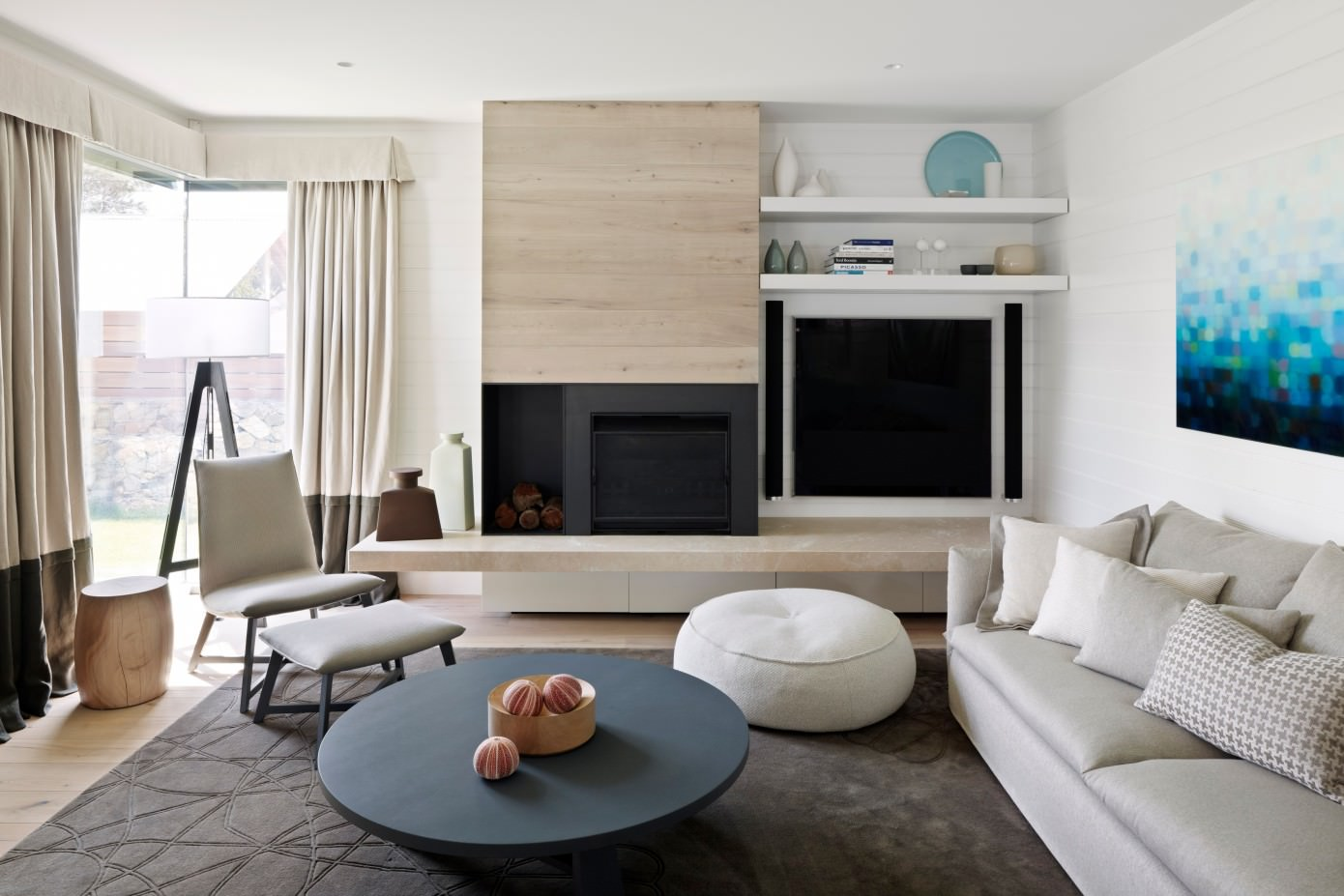 Yes Badezimmer Barwon Heads By Pleysier Perkins Homeadore