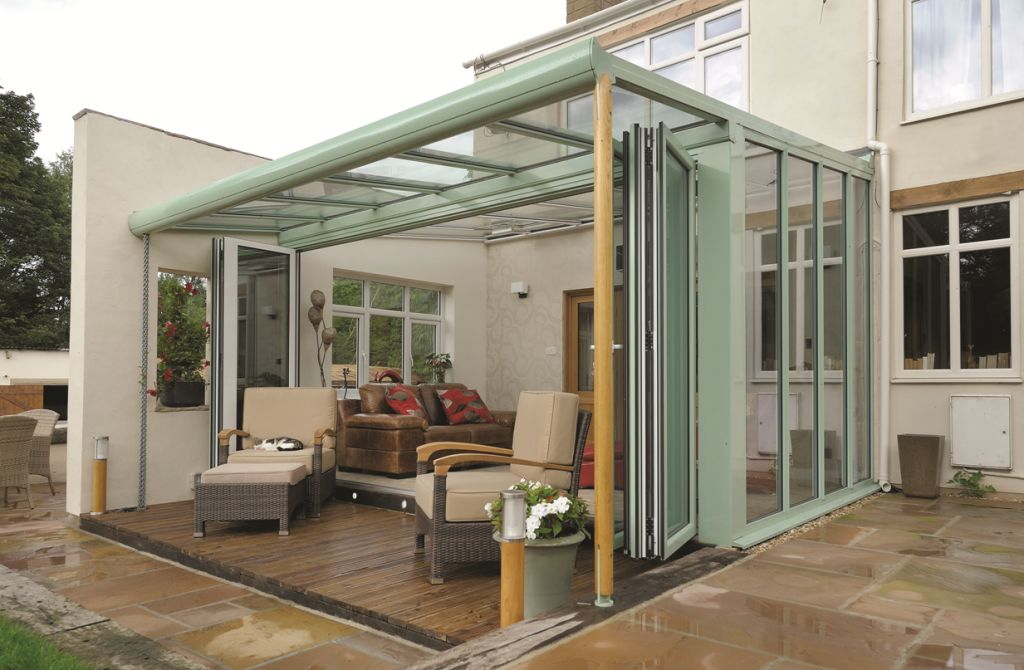 House extension costs 2016 for Glass rooms conservatories