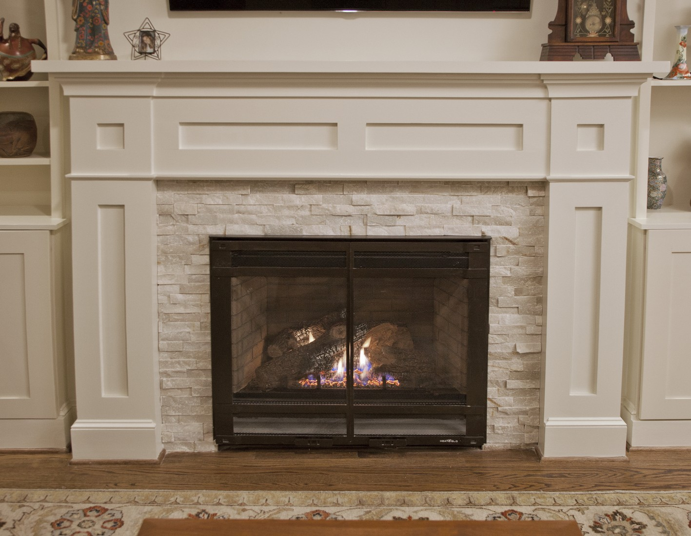How To Operate A Fireplace Vent Free Gas Fireplaces Are They Safe Homeadvisor