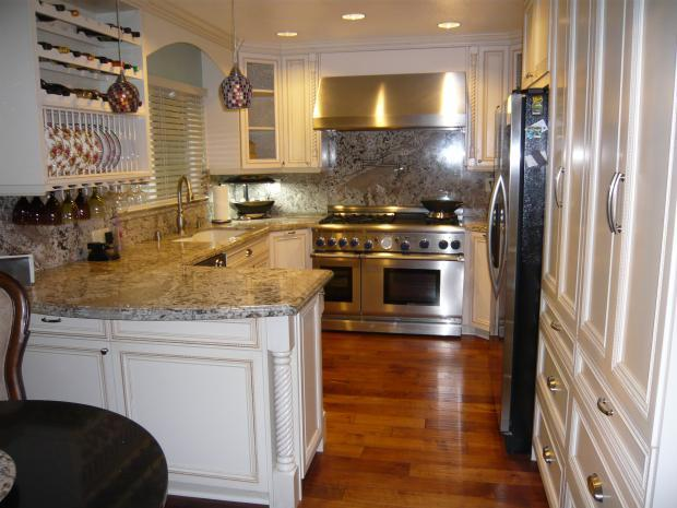 Asbestos Tile Small Kitchen Remodels | Options To Consider For Your
