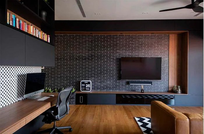 Modern Room Designs 5 Modern And Geometric Tv Console Designs | Home & Decor