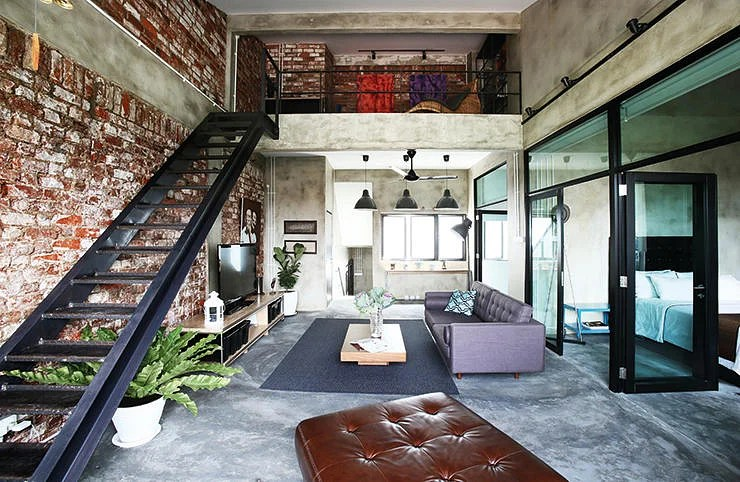 Schlafzimmer Industrial Renovation: Guide To Industrial Style | Home & Decor Singapore