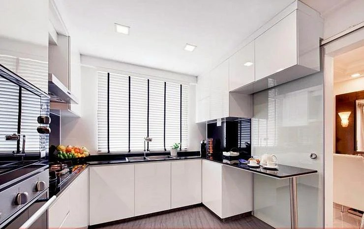 Modern U Shaped Kitchen With Island Renovation: The Best Kitchen Layouts And Designs According