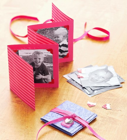 Accordion Photo Card