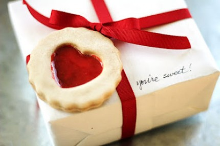 Valentine Cookie Gift Tag