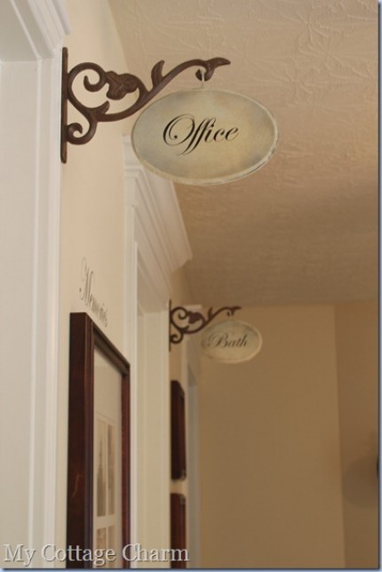 How to Make a Hallway Sign