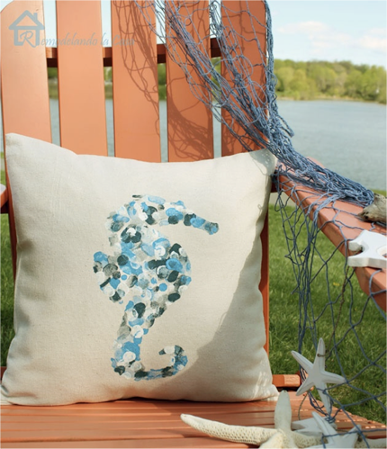 20 DIY Coastal Décor Projects @craftgossip