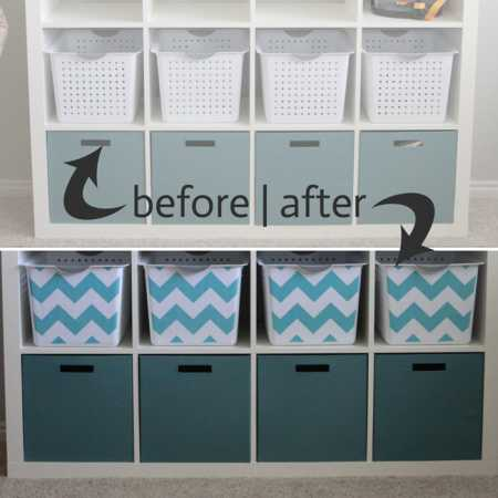 fabric-covered-storage-bins