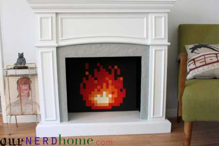 Zelda-Fireplace