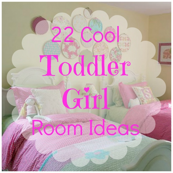 Toddler girl room d cor ideas home and garden for Toddler girl bedroom ideas
