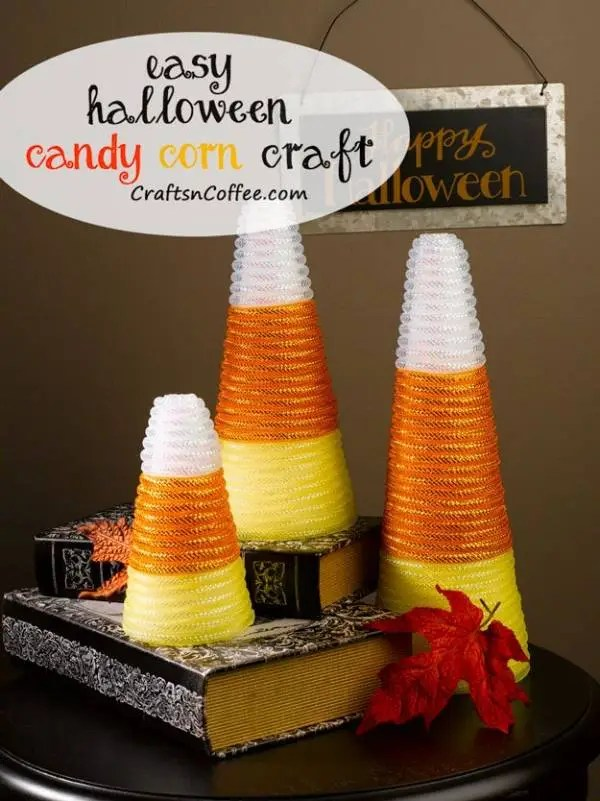 An Easy Halloween Craft ANYONE Can DO! – Home and Garden