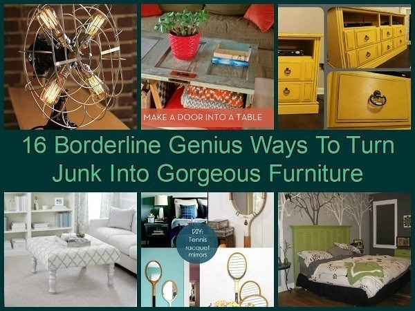 One man s trash really can be another man s treasure for Upcycled garden projects from junk
