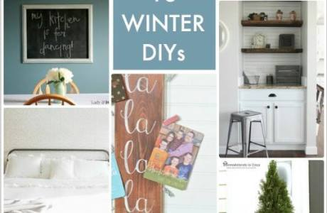 18 DIY Projects That Will Make You LOVE Winter