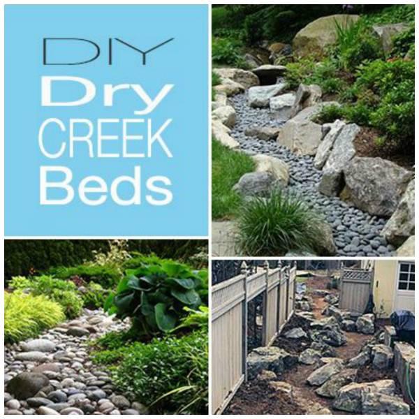 creekbeds