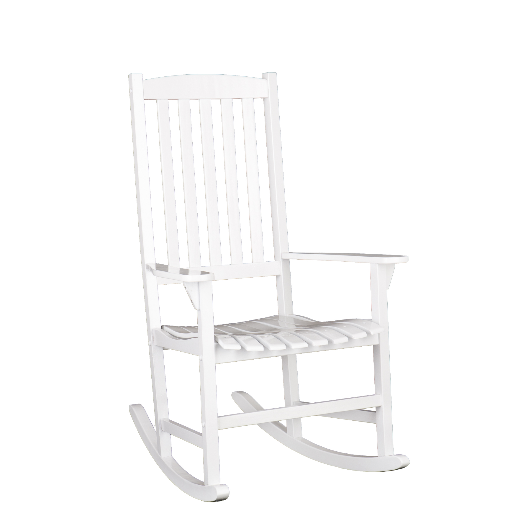 White Wooden Rocking Chairs For Sale Hardwood Porch Rocker White