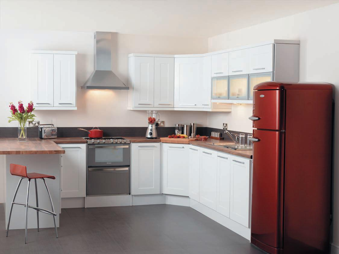 Küche Dunkelrot Retro Style With Gorenje Latest Trends In Home Appliances