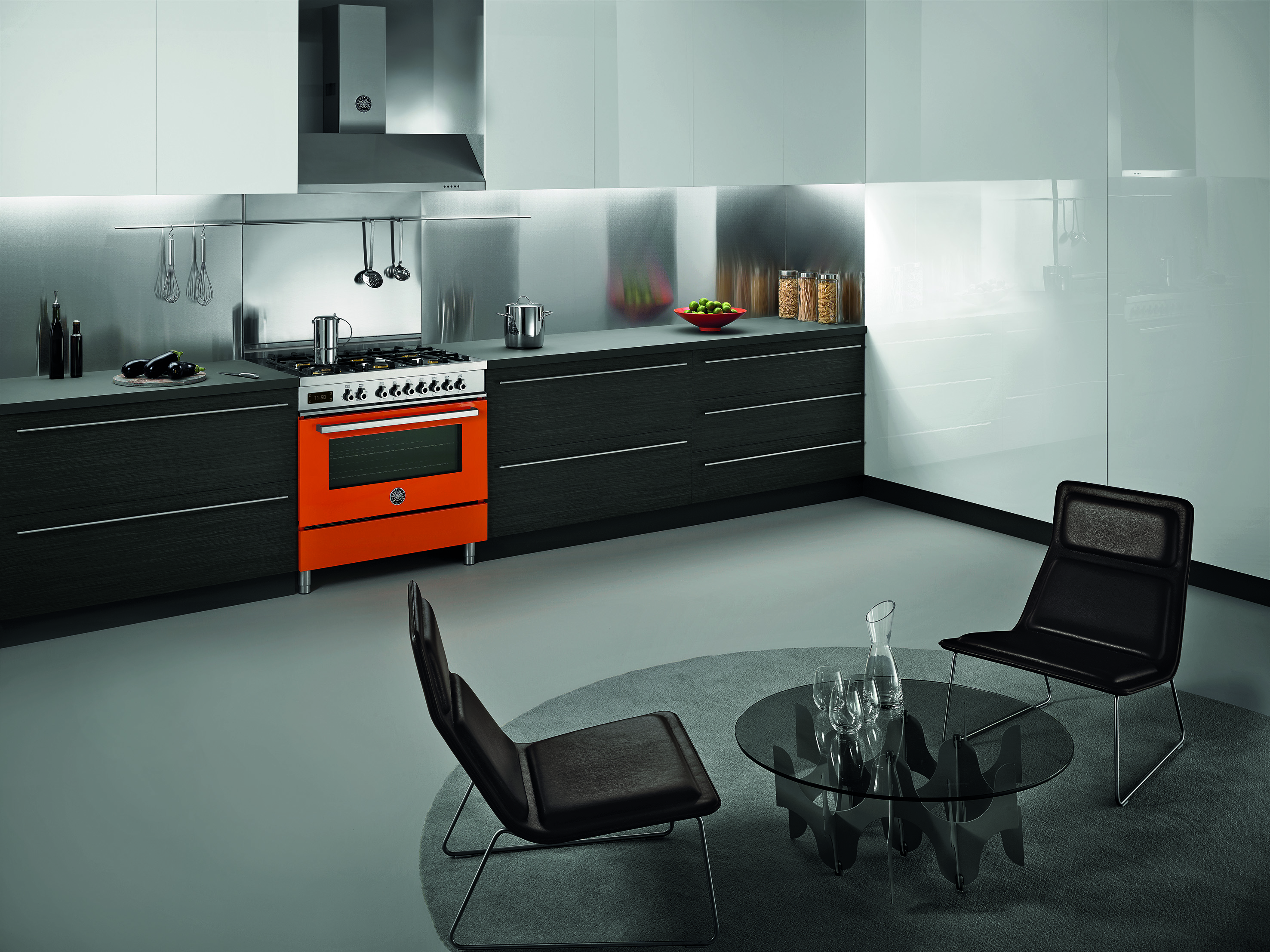 Cucina Kitchen Products Bertazzoni Trends For 2019 Home Appliances World