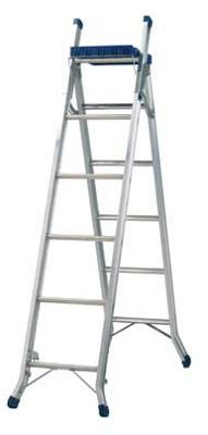 Extension Ladders And Combination Ladders At Homebase