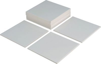Image for value wall tiles white 150 x 150mm 44 pack from