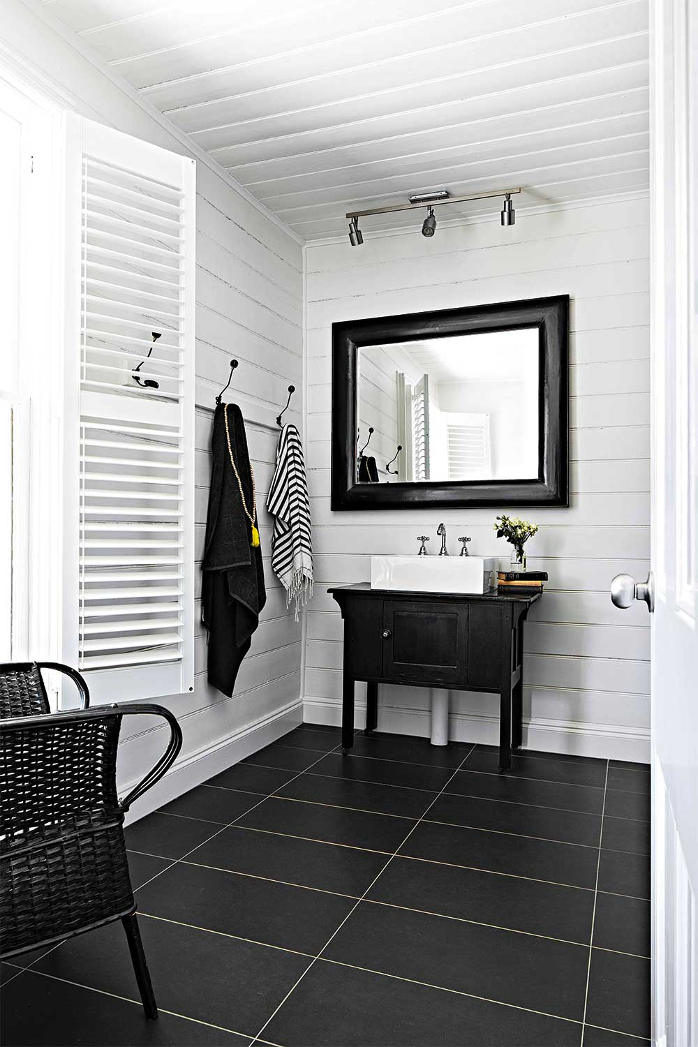 Bathroom With Mirrors Choosing A Bathroom Mirror To Suit Your Bathroom Home Beautiful