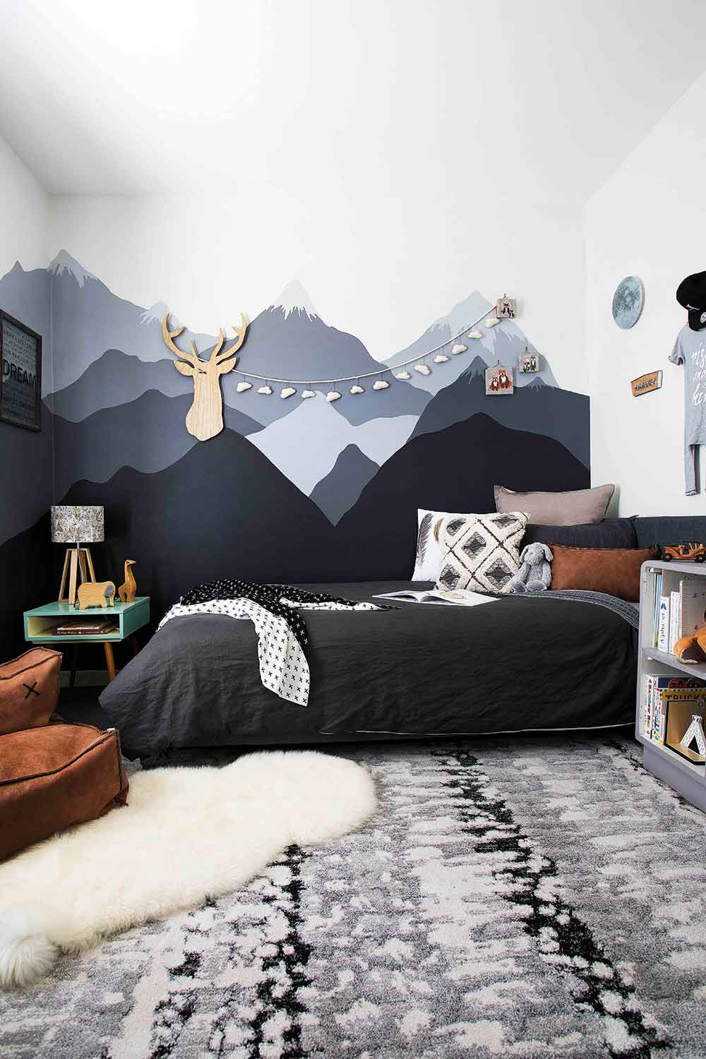 A Kid S Room Design That Will Last Well Into Teen Years Home Beautiful Magazine Australia