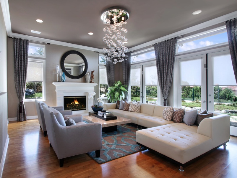 50 Best Living Room Design Ideas for 2017 - living room themes