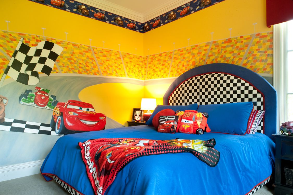 Disney Cars Wallpaper Mural 15 Disney Inspired Rooms That Will Make You Want To Redo