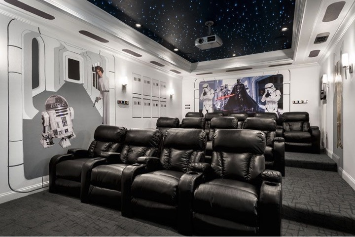 45 Best Star Wars Room Ideas for 2017 - star wars bedroom ideas