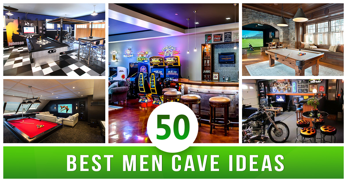 Ambient Lighting For Gaming 50 Best Man Cave Ideas And Designs For 2019