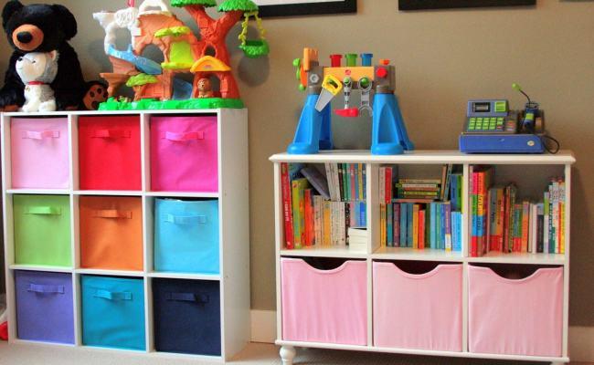 44 Best Toy Storage Ideas That Kids Will Love In 2019