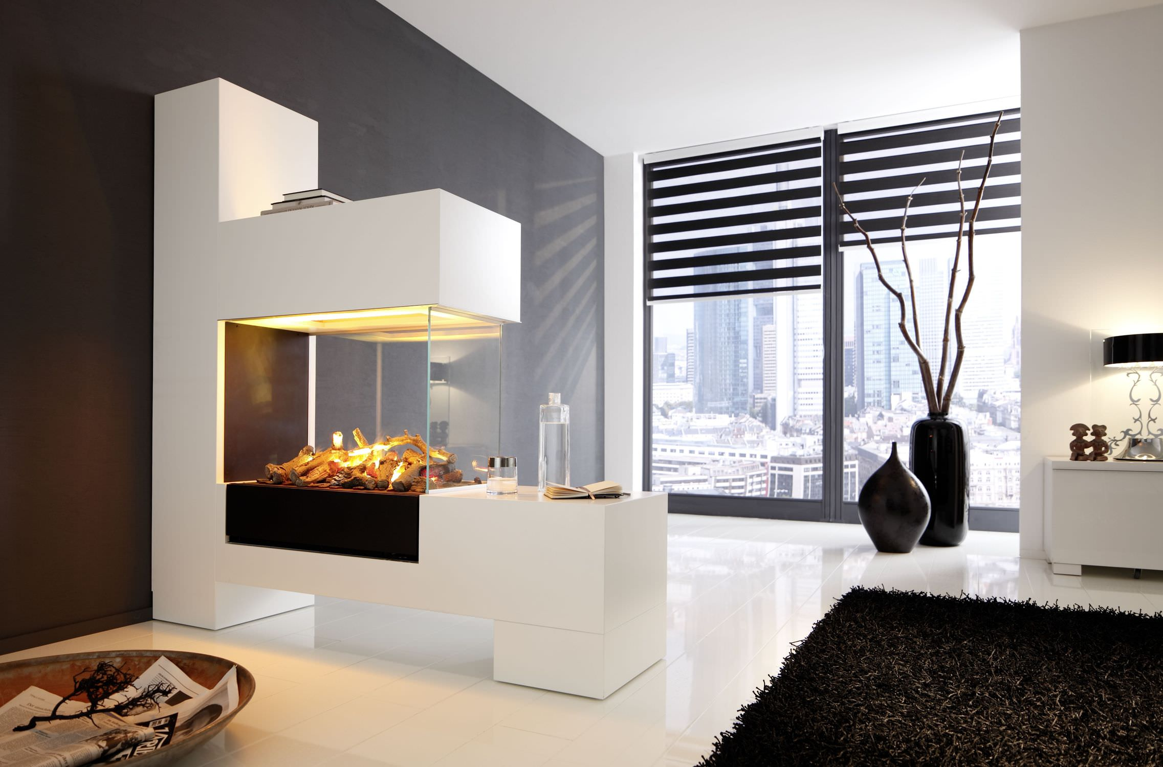 Design Fireplaces 50 Best Modern Fireplace Designs And Ideas For 2019