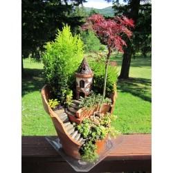 Small Crop Of Homemade Fairy Garden Items