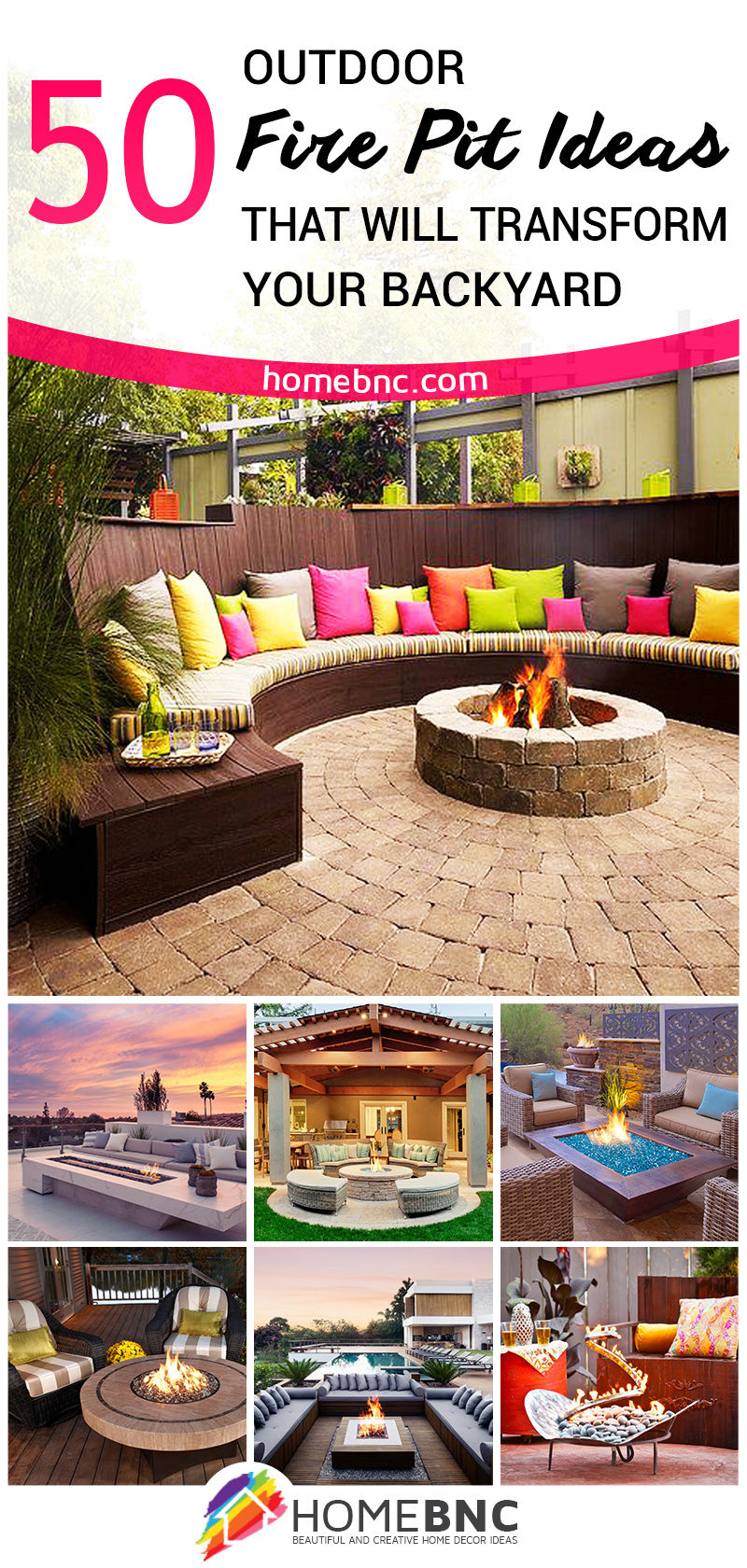 Patio Fire Pit Ideas 50 Best Outdoor Fire Pit Design Ideas For 2019