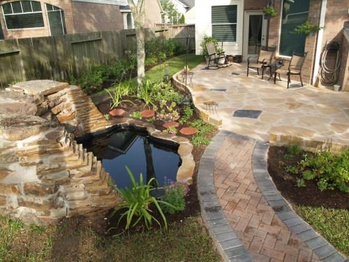 Medium Of Backyard Oasis Ideas