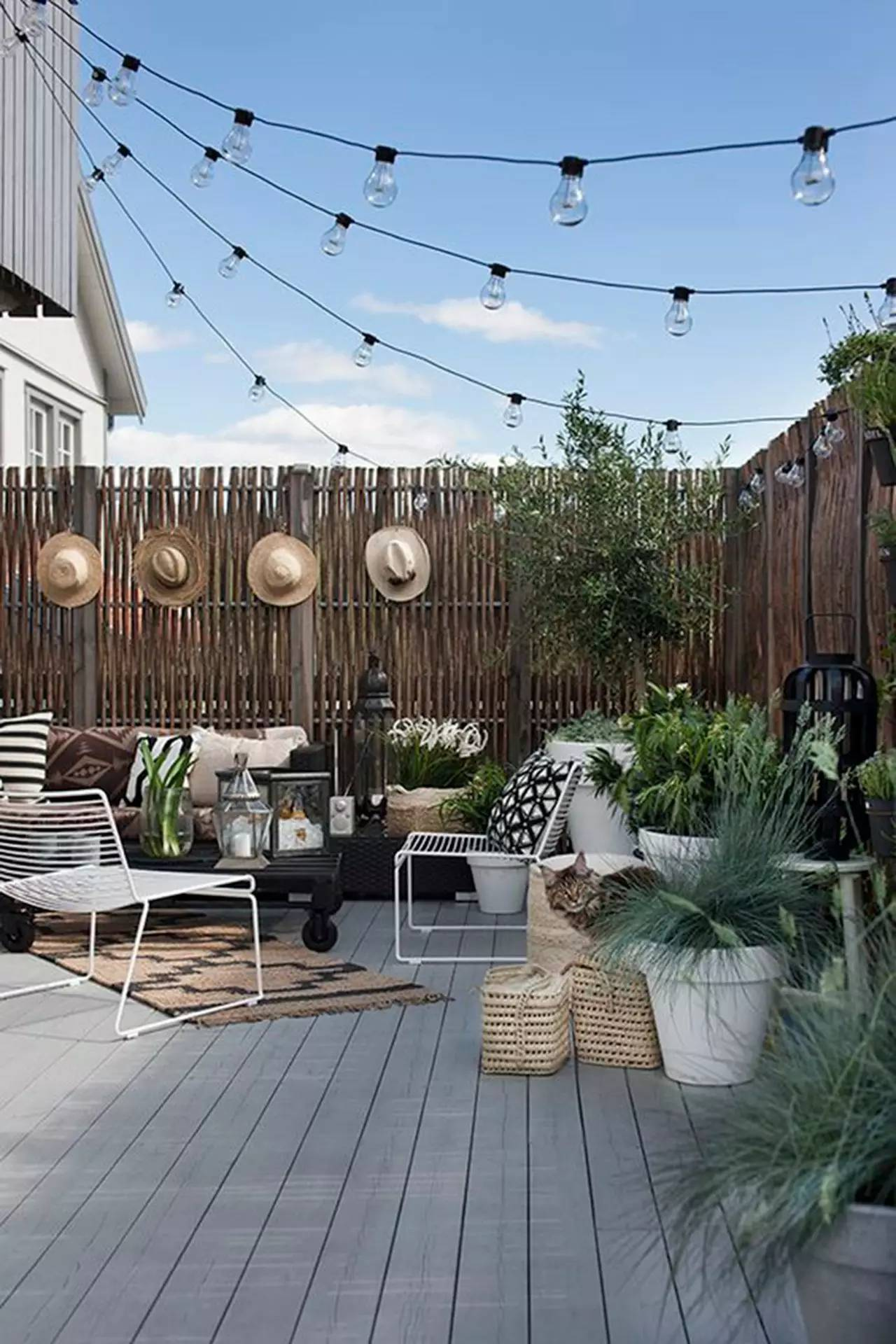 Decoration Terrasse Simple 25 Best Diy Patio Decoration Ideas And Designs For 2019