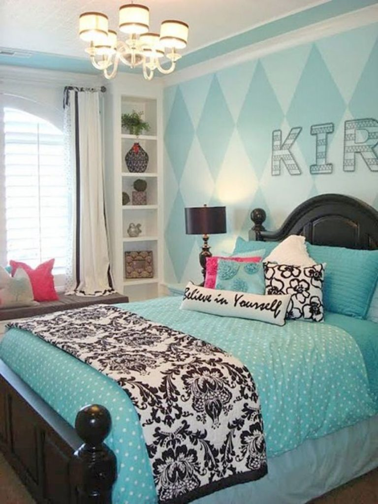 50 Stunning Ideas For A Teen Girl S Bedroom For 2021