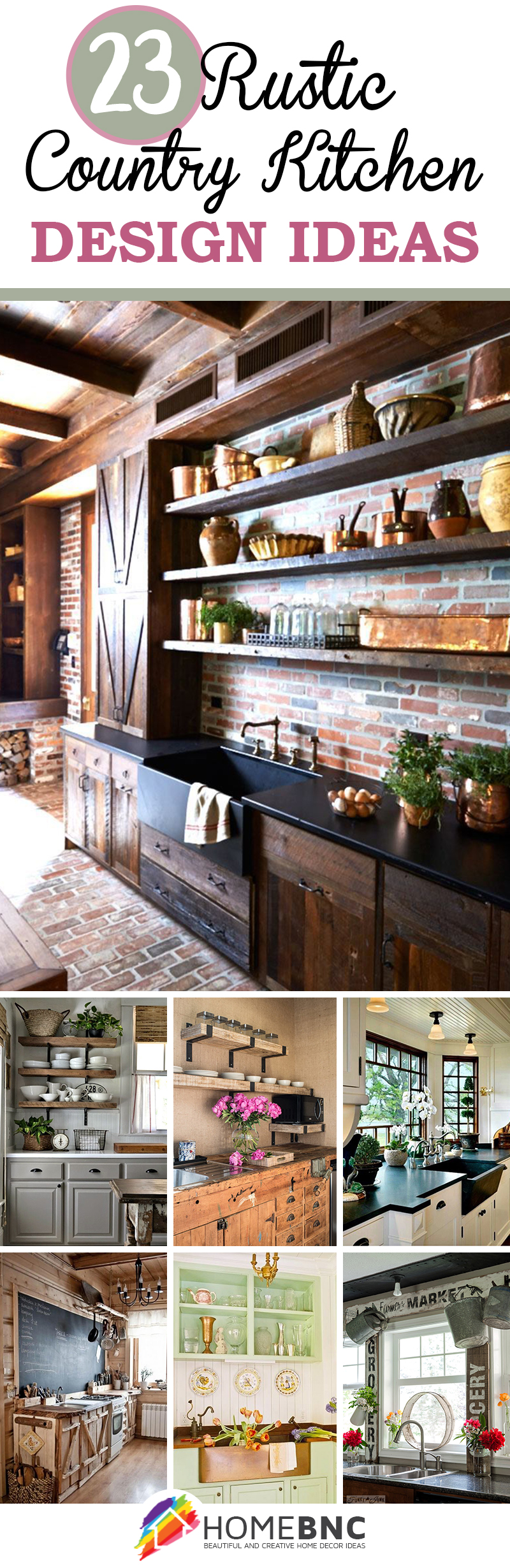Fullsize Of Rustic Home Kitchens
