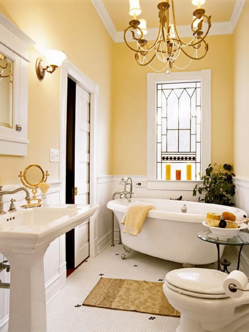 32 Best Small Bathroom Design Ideas and Decorations for 2020