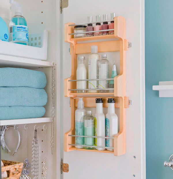 44 Best Small Bathroom Storage Ideas and Tips for 2017 - small bathroom cabinet ideas