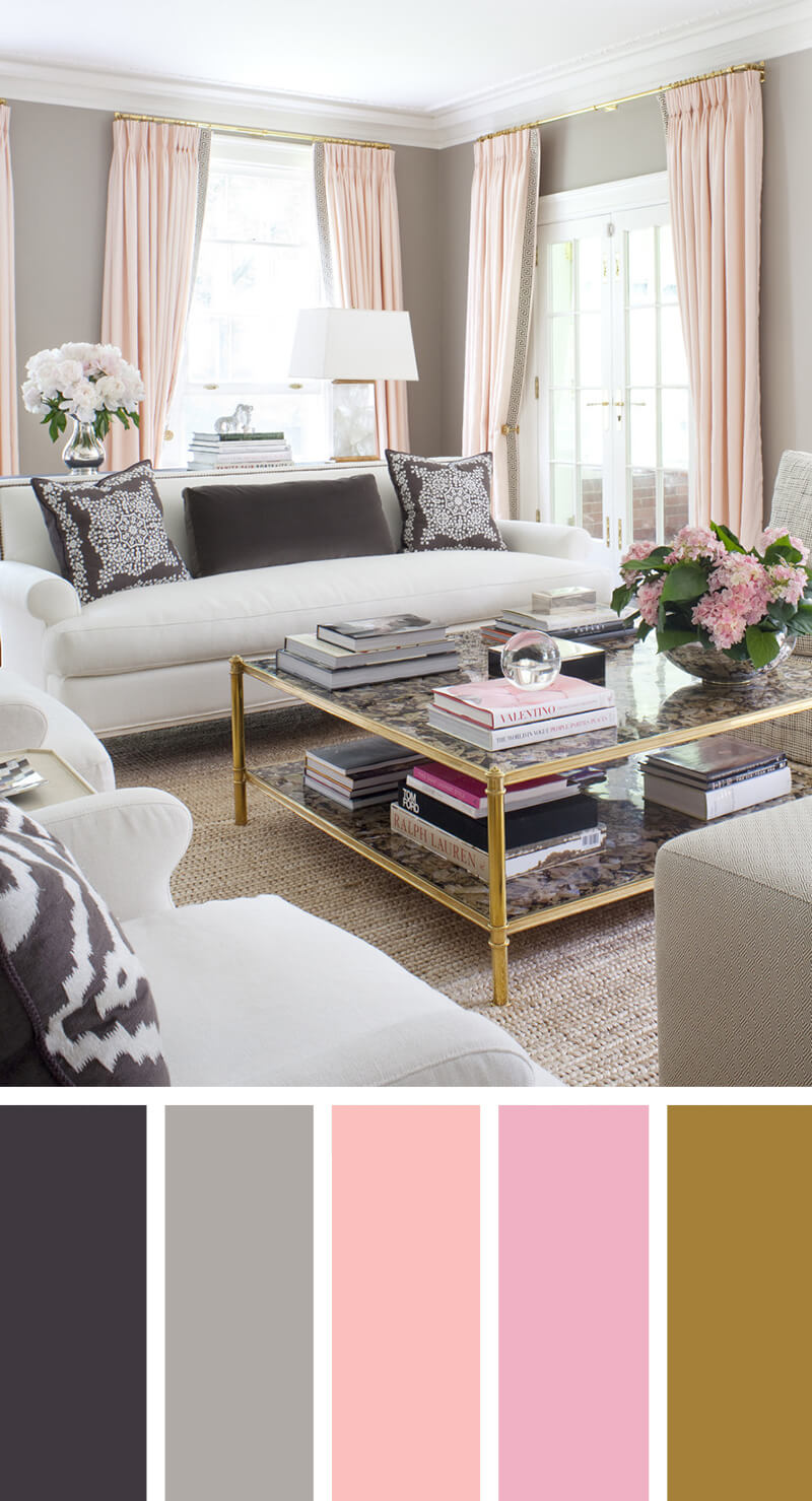 Color Schemes For Rooms 7 Best Living Room Color Scheme Ideas And Designs For 2019