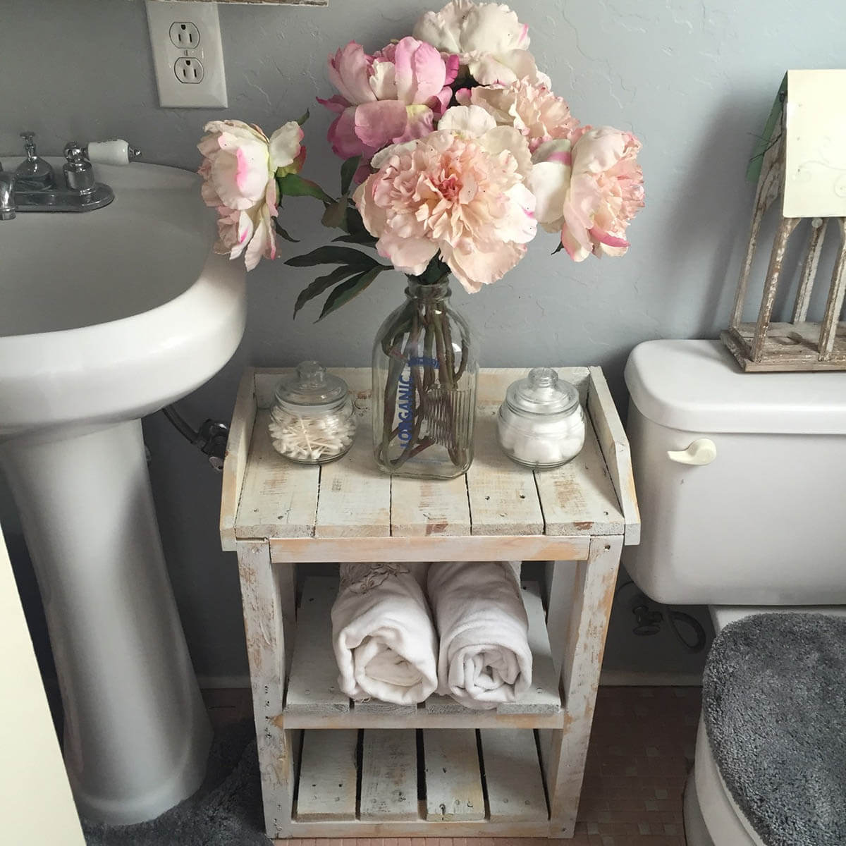 Vintage Chic Home Decor 15 Lovely Shabby Chic Bathroom Decor Ideas Style Motivation