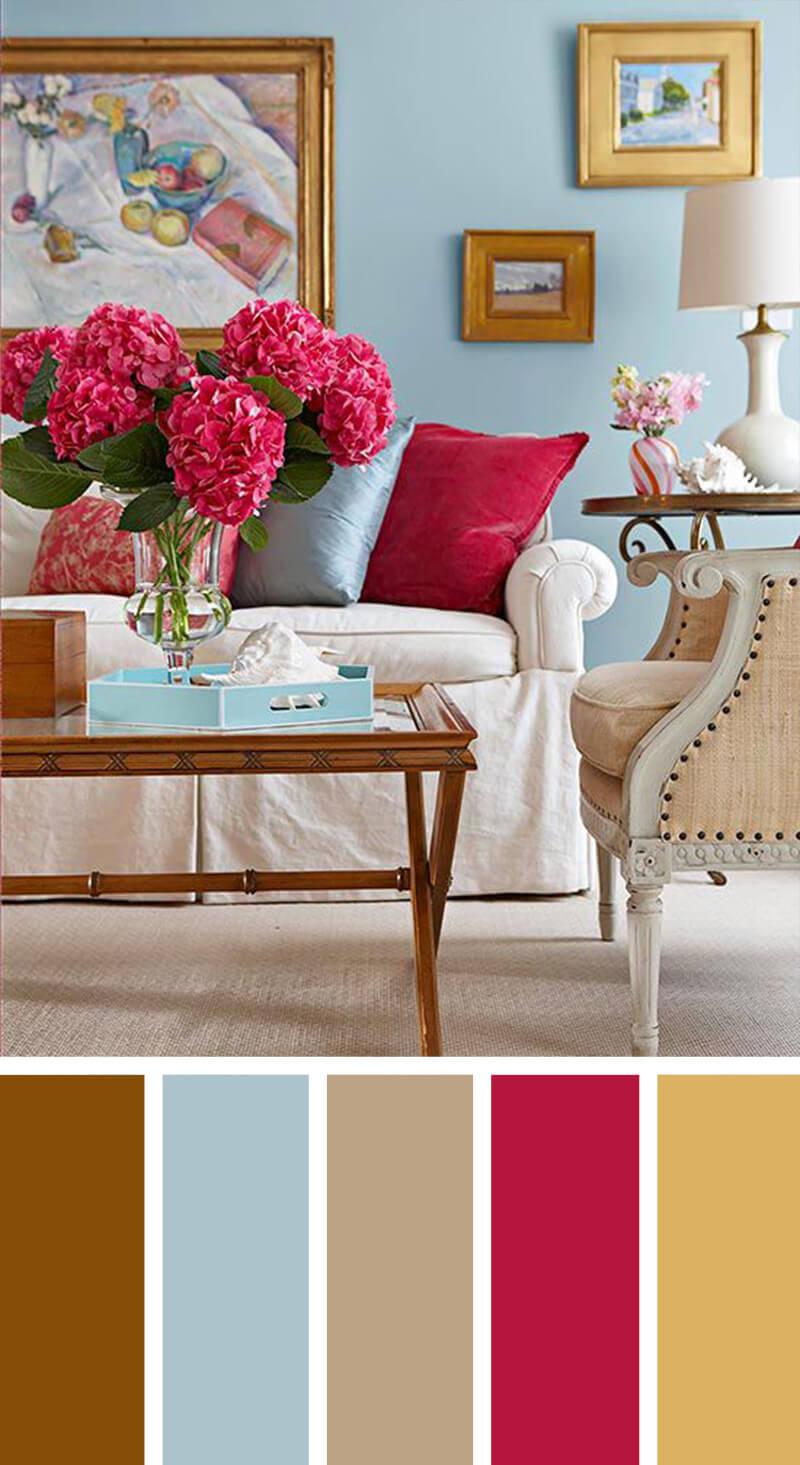 Living Room Schemes 7 Best Living Room Color Scheme Ideas And Designs For 2019