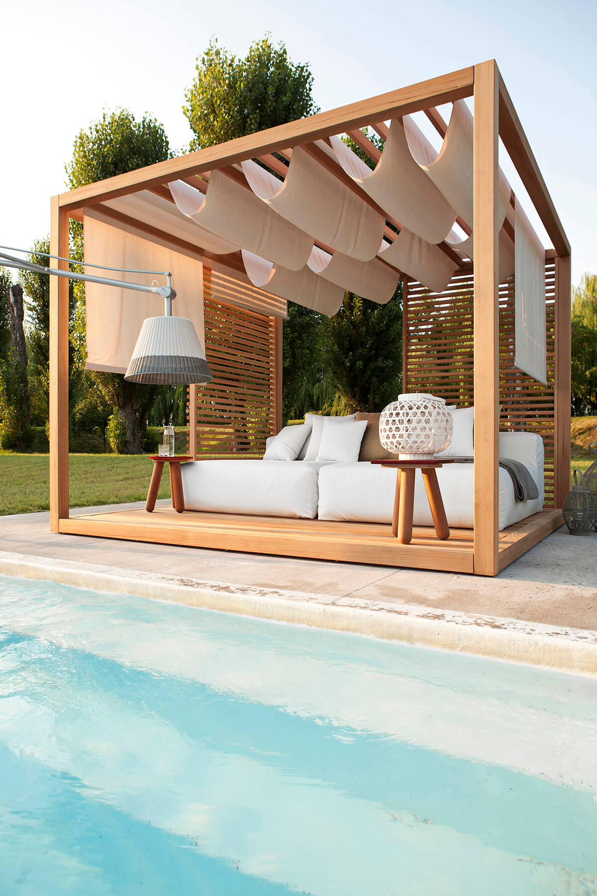 Terrassenschutz Outdoor Decor 20 Lovely Pergola Ideas Style Motivation