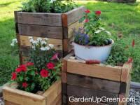 planter boxes ideas  Roselawnlutheran