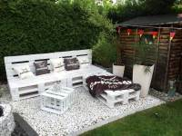 27 Best Outdoor Pallet Furniture Ideas and Designs for 2018