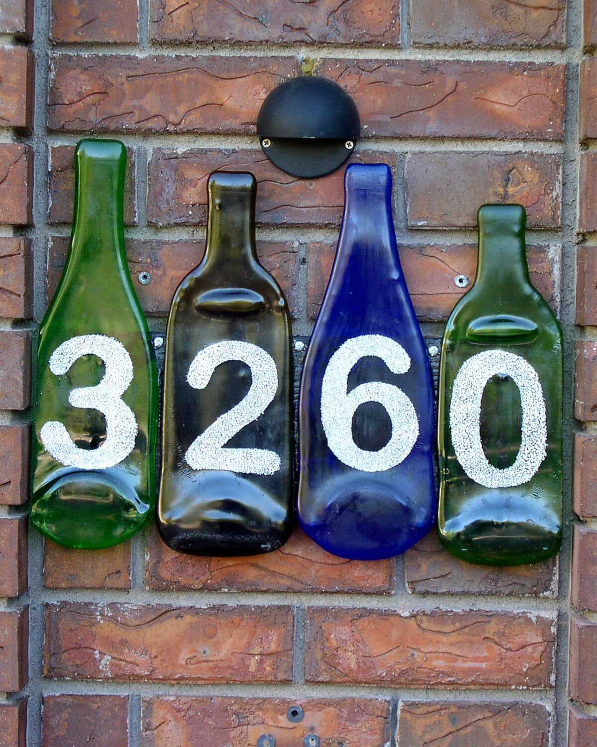 Best Ideas About House Numbers On Pinterest Address - Best creative house number ideas