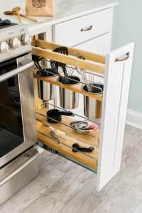 35 Best Small Kitchen Storage Organization Ideas and ...