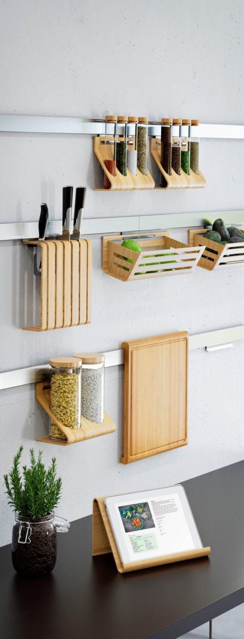 Medium Of Small Kitchen Storage Table