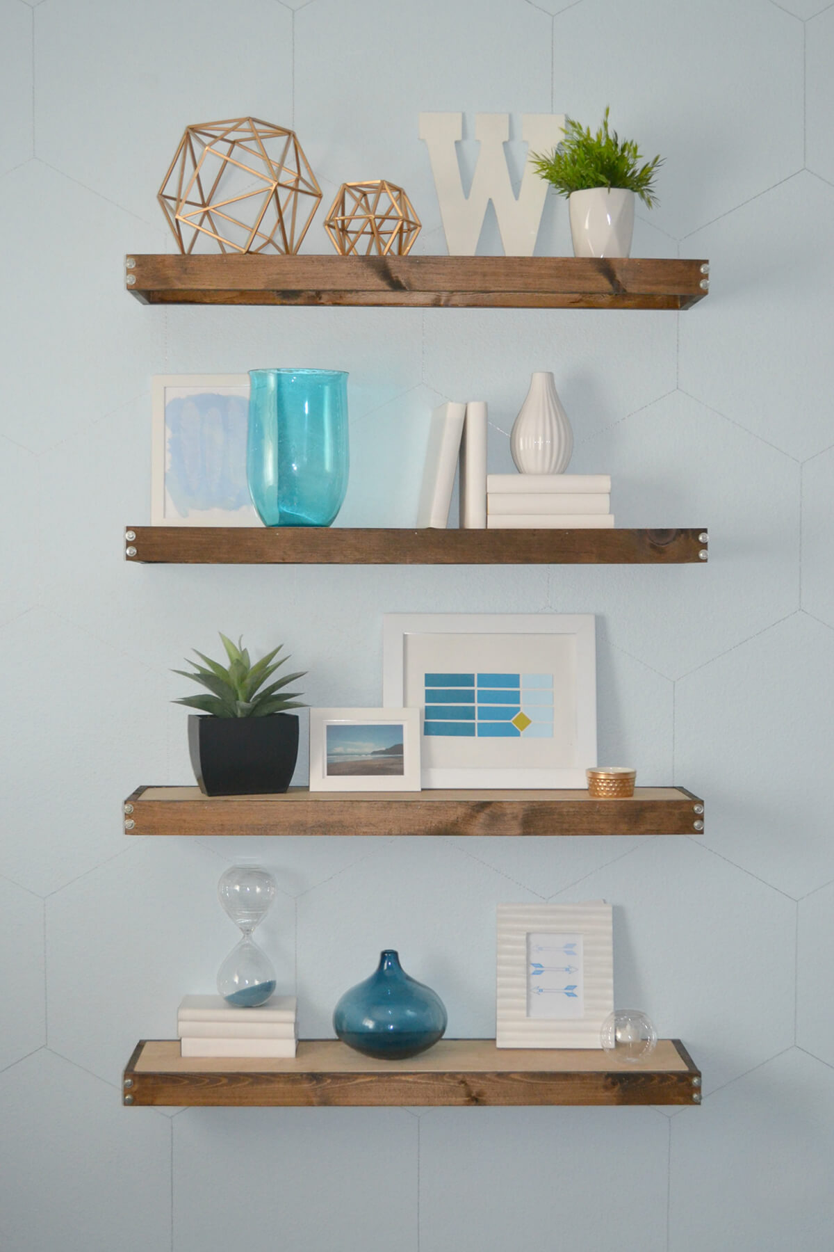 Floating Shelves Ideas 27 Best Diy Floating Shelf Ideas And Designs For 2019